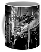 Market Grill In Pike Place Market Coffee Mug