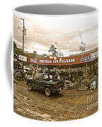 Market In Costa Rica  Coffee Mug