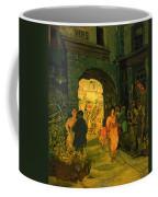 Market In Paris Coffee Mug