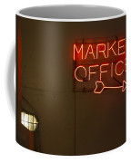 Market Office To The Right Coffee Mug