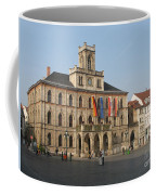 Market Place Weimar - Unesco Heritage Site Coffee Mug