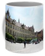 Market Place Wroclaw Coffee Mug