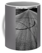 Marks In Our Road  Coffee Mug