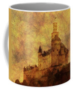 Marksburg Castle In The Rhine River Valley Coffee Mug