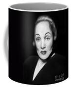 Marlene Dietrich Coffee Mug by Peter Piatt