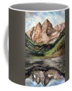 Maroon Bells Colorado - Landscape Coffee Mug