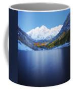 Maroon Bells Dawn Coffee Mug