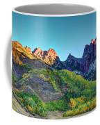 Maroon Bells National Recreation Area Coffee Mug
