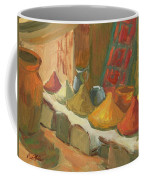 Marrakesh Market Coffee Mug