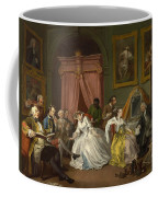 Marriage A-la-mode  The Toilette Coffee Mug