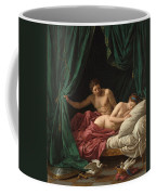 Mars And Venus. Allegory Of Peace  Coffee Mug