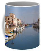 Marseillan Harbour Coffee Mug
