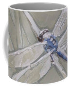 Marsh Dragonfly Coffee Mug