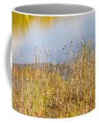 Marsh Grass And Reflections Coffee Mug
