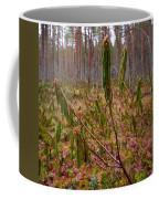 Marsh Labrador Tea After Winter Coffee Mug