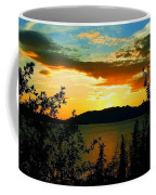 Marsh Lake - Yukon Coffee Mug