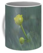 Marsh Marigold Bud Coffee Mug