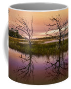 Marsh Oil Painting Coffee Mug