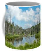 Marsh Scene Coffee Mug