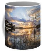 Marsh Sunrise Coffee Mug