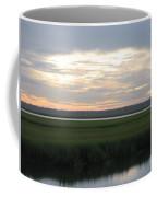 Marsh Sunset 1 Coffee Mug