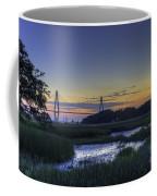 Marsh To Bridge Coffee Mug
