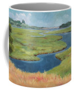 Marshes At High Tide Coffee Mug