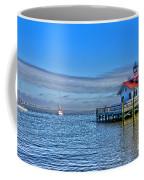 Marshes Lighthouse Coffee Mug