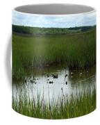 Marshlands Around Hilton Head Island Coffee Mug