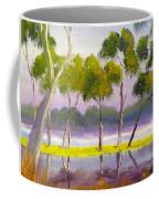 Marshlands Murray River Red River Gums Coffee Mug