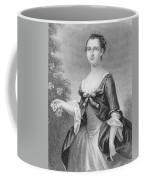 Martha Washington (1732-1801) Coffee Mug