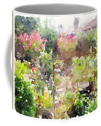Martha's Garden Coffee Mug