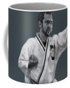 Martial Willie Coffee Mug