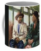 Martin And Rosa Up Front Coffee Mug