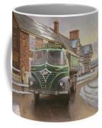 Martin C. Cullimore Tipper. Coffee Mug