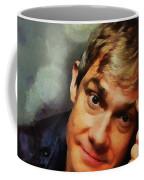 Martin Freeman Coffee Mug