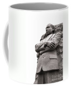 Martin Luther King Memorial Statue Coffee Mug