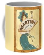 Martini Dry Coffee Mug by Debbie DeWitt