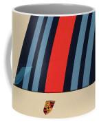Martini Porsche Coffee Mug