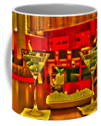 Martini Time Coffee Mug