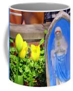 Mary In Springtime Coffee Mug