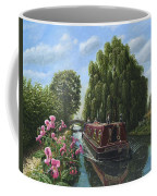 Mary Jane Chesterfield Canal Nottinghamshire Coffee Mug