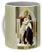 Mary Jesus And John The Baptist Coffee Mug