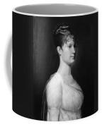 Mary Lee Fitzhugh Custis (1788-1853) Coffee Mug