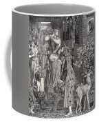 Mary Magdalene At The Door Of Simon Coffee Mug