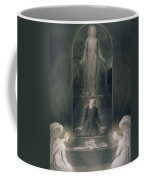 Mary Magdalene At The Sepulchre Coffee Mug by William Blake