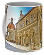 Mary Of Bistrica Shrine Architecture  Coffee Mug
