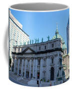 Mary Queen Of The World Cathedral Coffee Mug