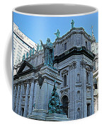 Mary Queen Of The World Cathedral - Side View In Hdr Coffee Mug