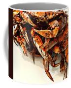 Maryland Crabs Coffee Mug